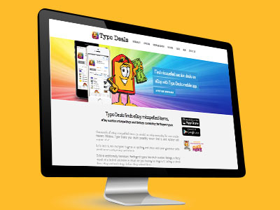 Typo Deals Website